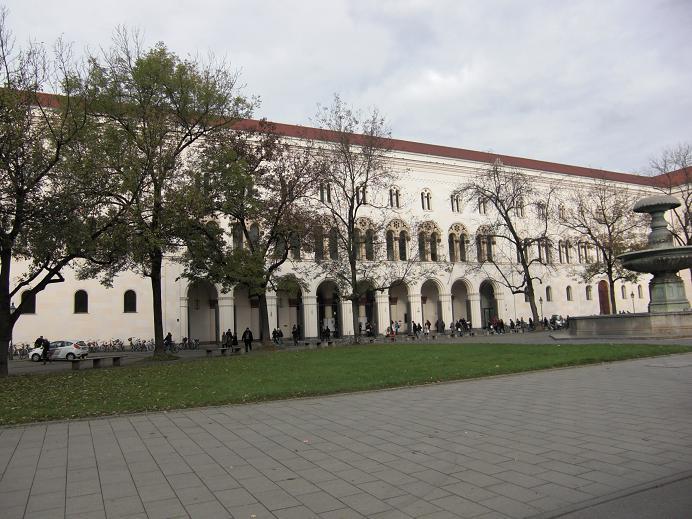 Ludwig Maximilian universitet