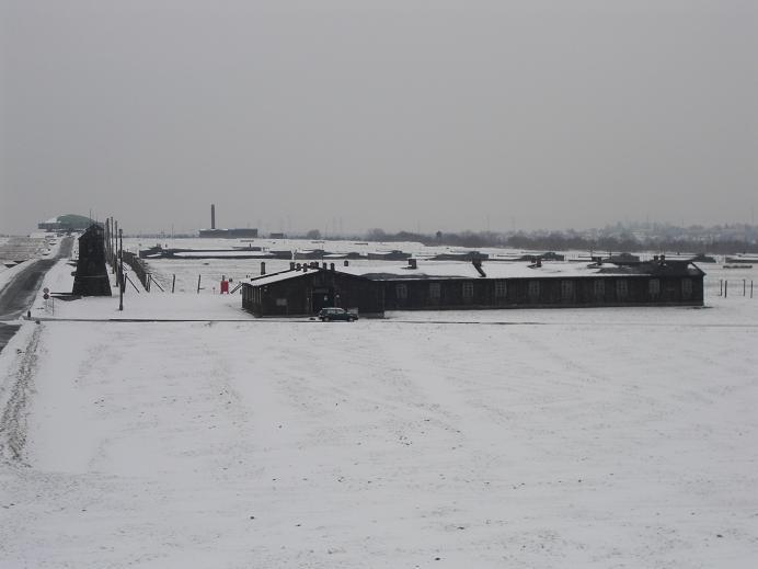 Majdanek vintertid