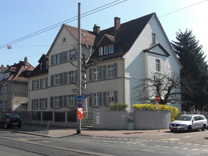 Anne Franks födelsehus