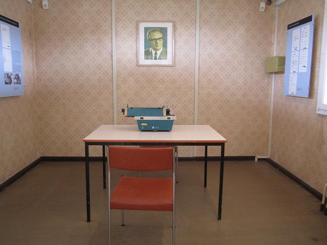 Tullen - Förhörsrum