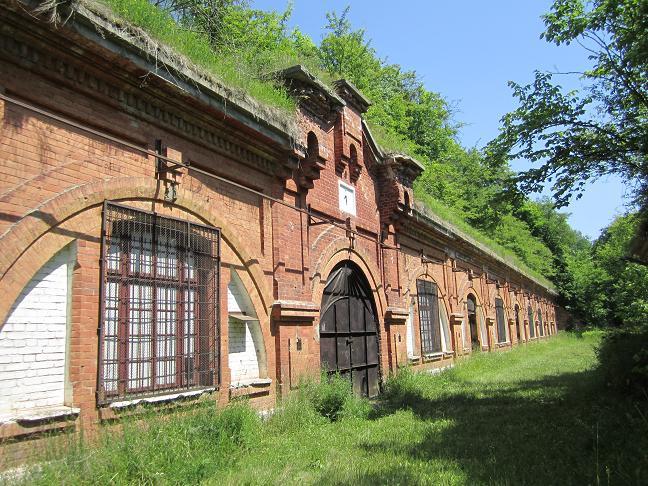 Pomiechówek - fort III
