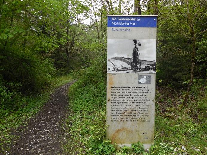 Informationstavla vid Weingut I