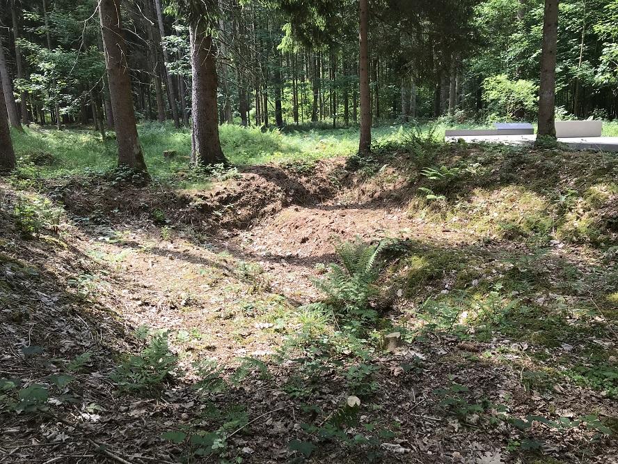 Waldlager (fångbarack)