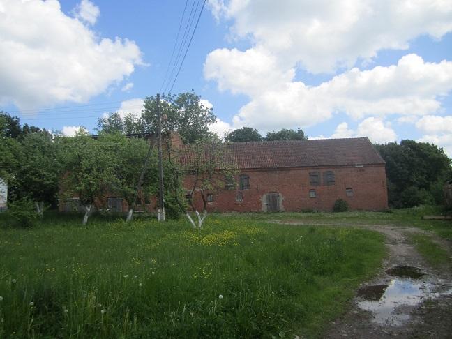 Gården där massakern ägde rum