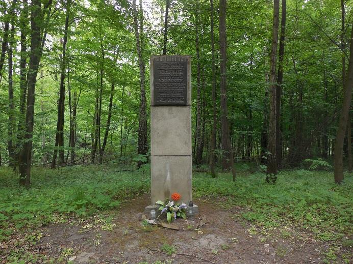 Monument över kremeringen