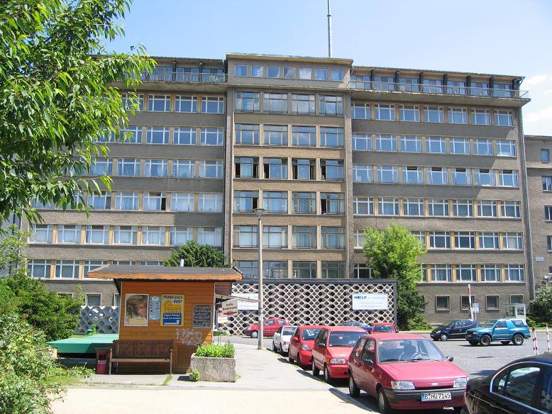 Stasis högkvarter - Normannenstrasse