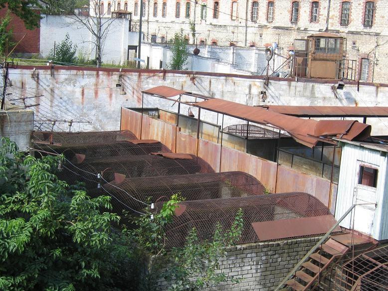 Fängelsegården