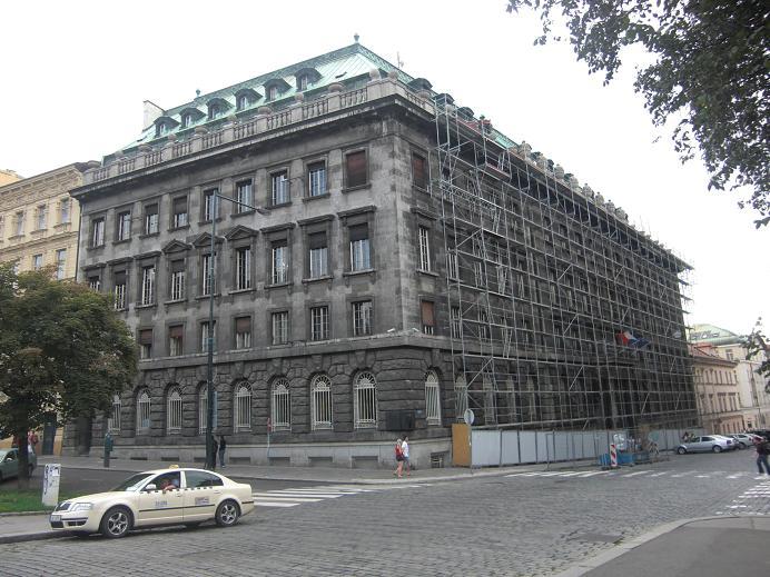 Gestapos HQ