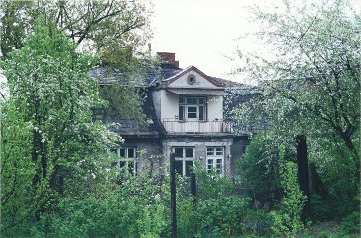 Kommendanten Amon Göths villa (1996)
