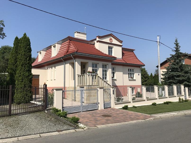 Amon Göth's villa 2019