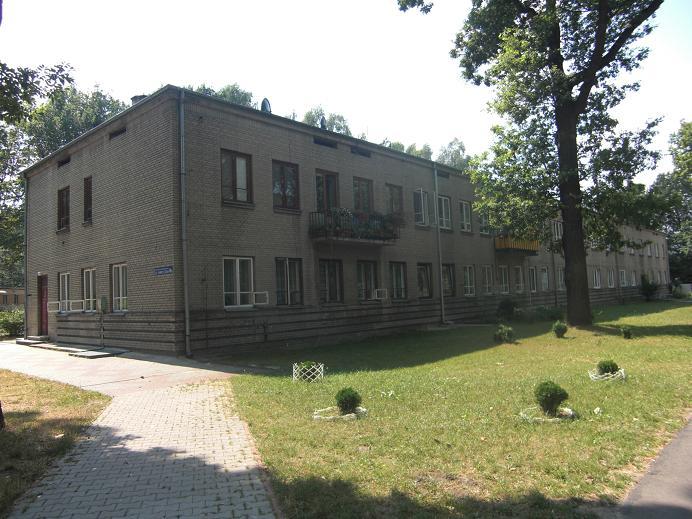 SS kommandantur (2010 bostadshus