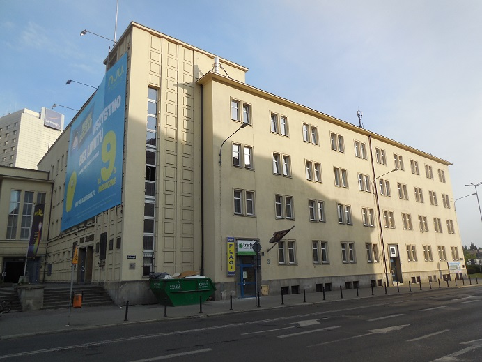 Posen Gestapo HQ