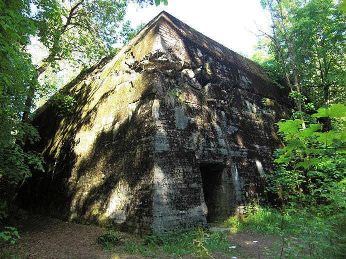 Himmlers bunker