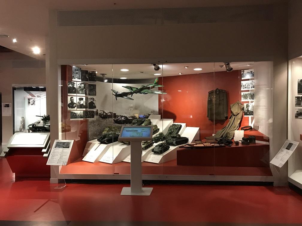 Prokhorovka museum