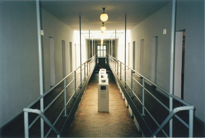 Inuti straffbunkern