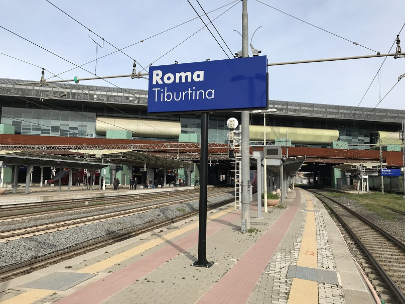 Tiburtina station