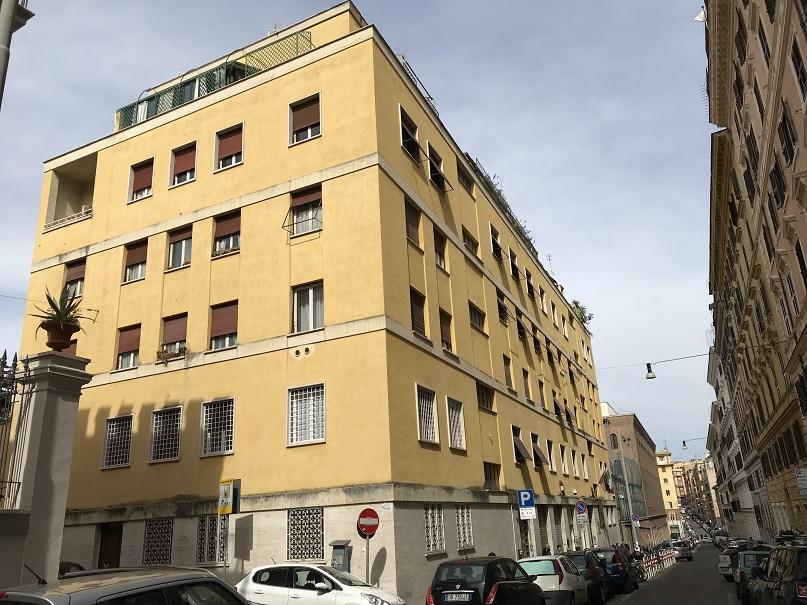 SIPO:s högkvarter i Rom