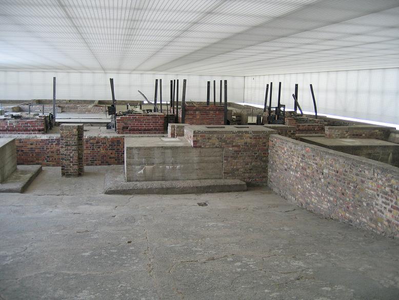 Station Z (krematorium, gaskammare, nackskottsanläggning)