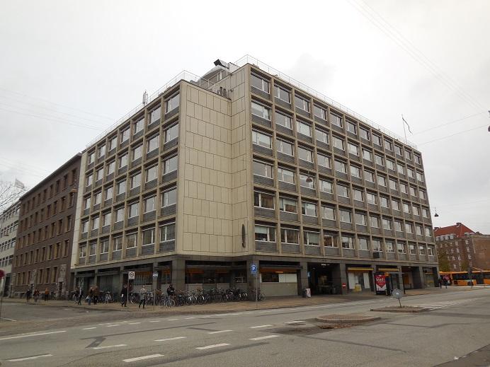 Shellhuset - Gestapos f.d. högkvarter