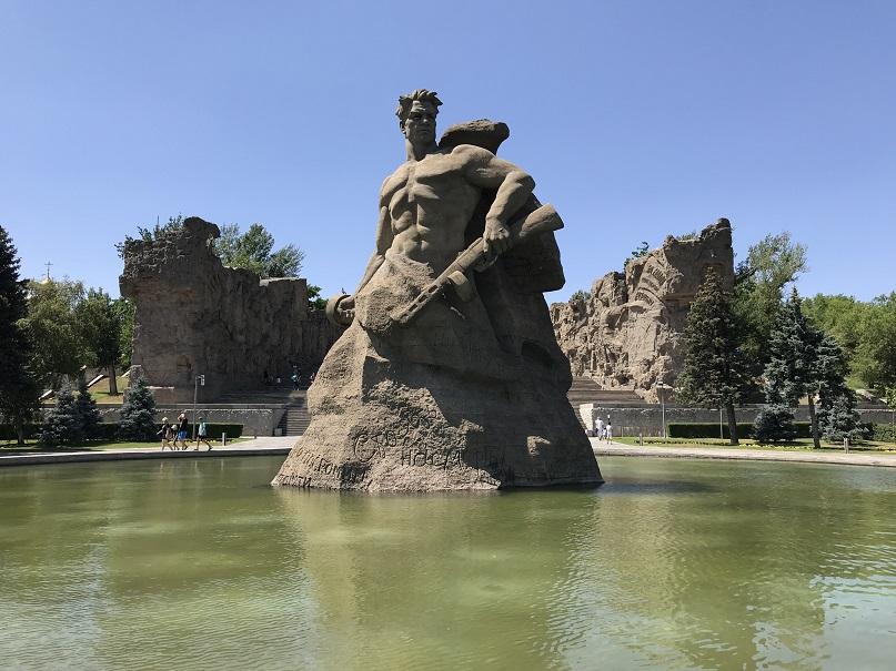 Mamayev Kurgan