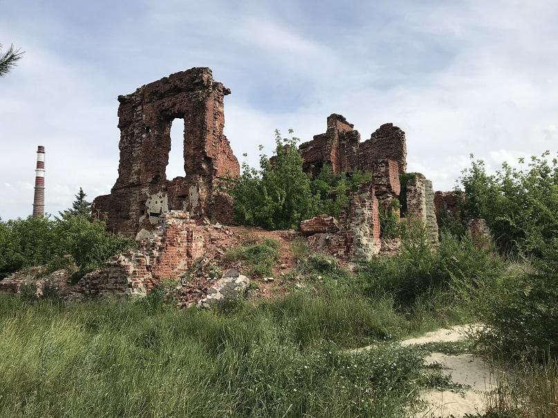 Lydnikov Island - Stalingrad