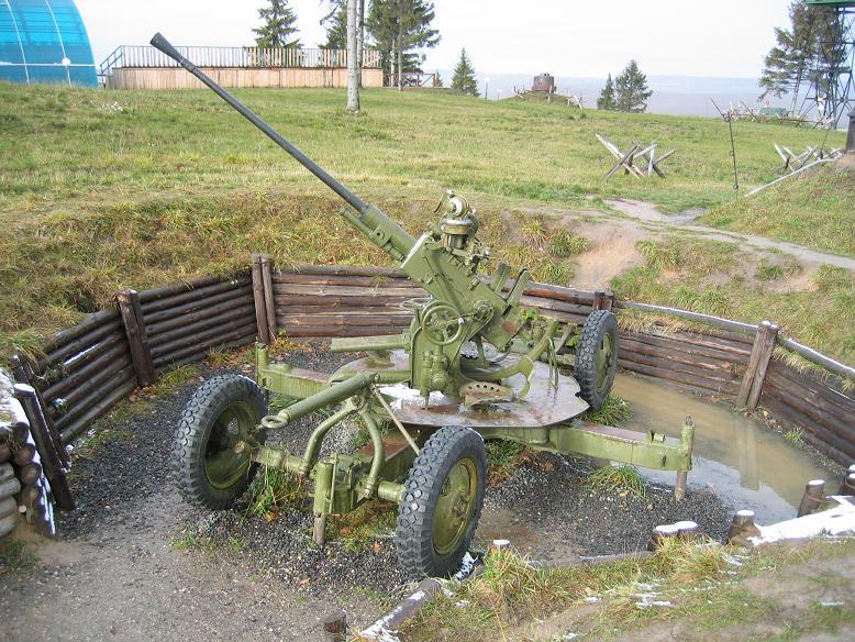 Luftvärn Stalinlinjen