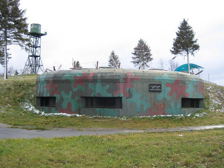 Bunker Stalinlinjen