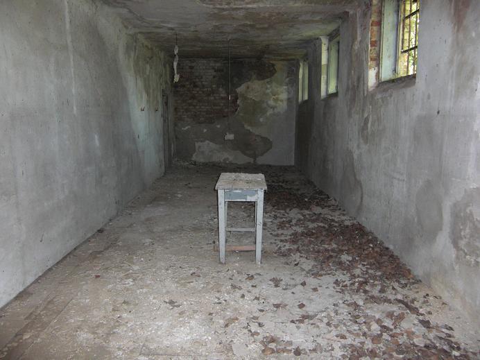 Inuti fängelset