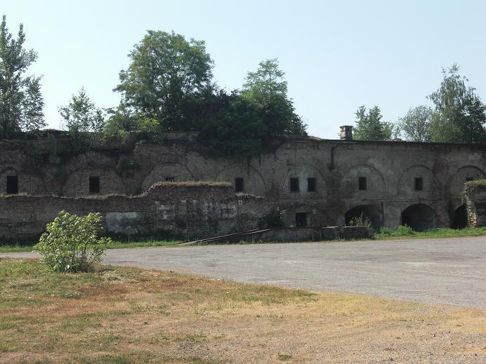 Fästningen utanför fängelset