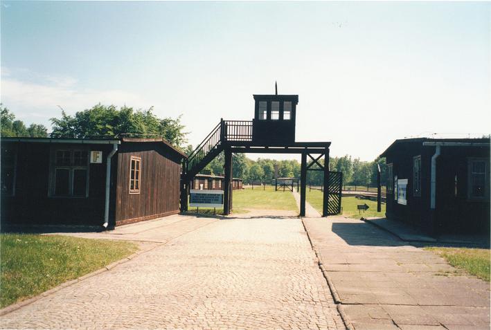 Lägerentrén