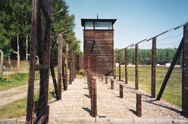 Taggtråd och vakttorn