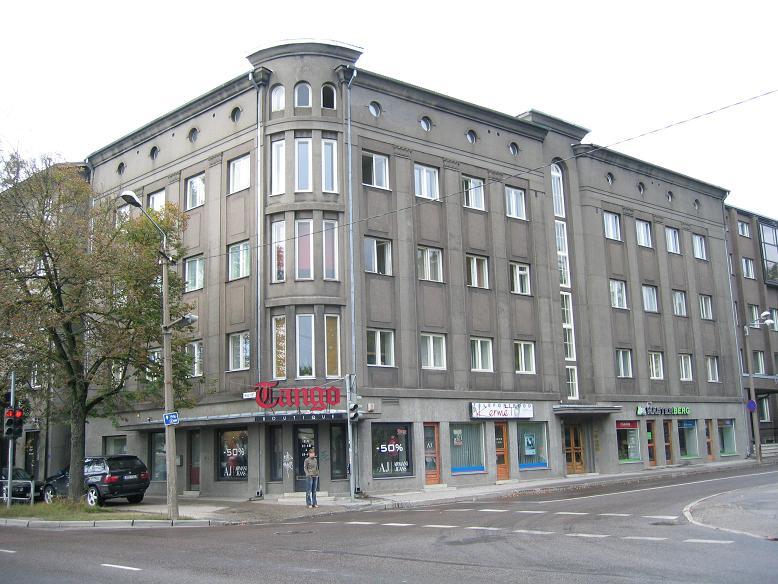 Grå huset - KGB:s högkvarter