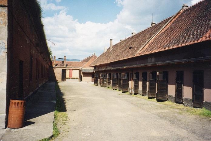 Lägergård