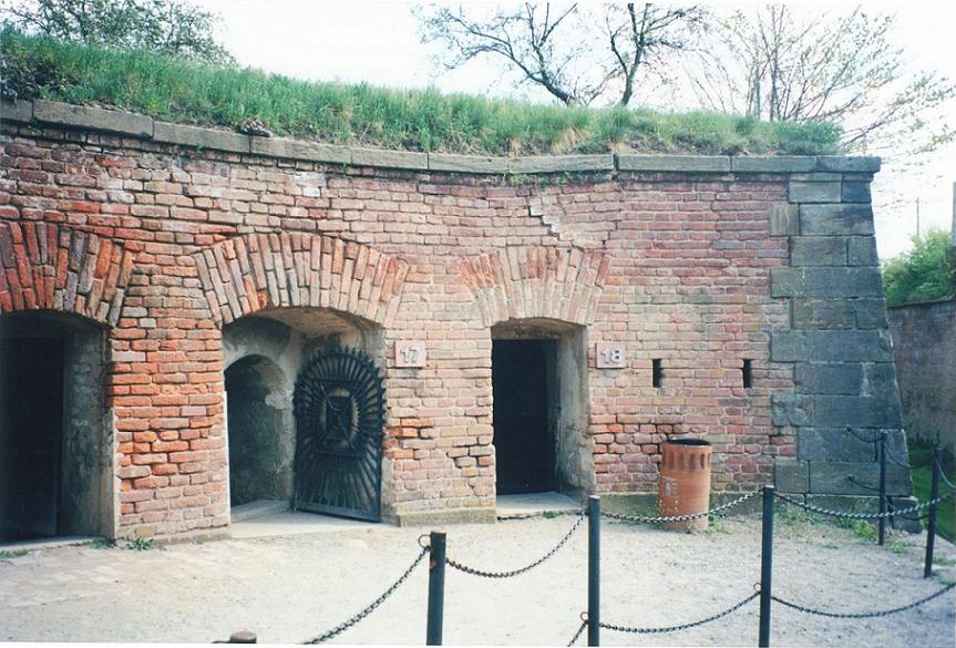 Rum där döda kroppar förvarades