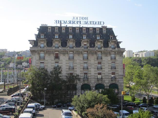 Hotel Terminus - Nuvarande hotell Chateau Perrache