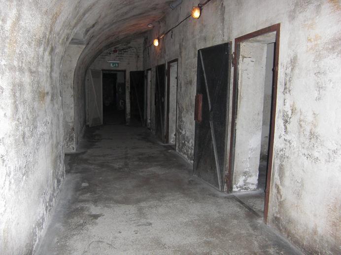 Rekonstruerade fängelseceller