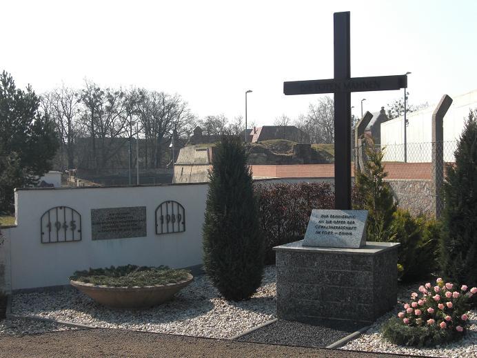 Minnesmonument för offren mellan 1945 och 1989