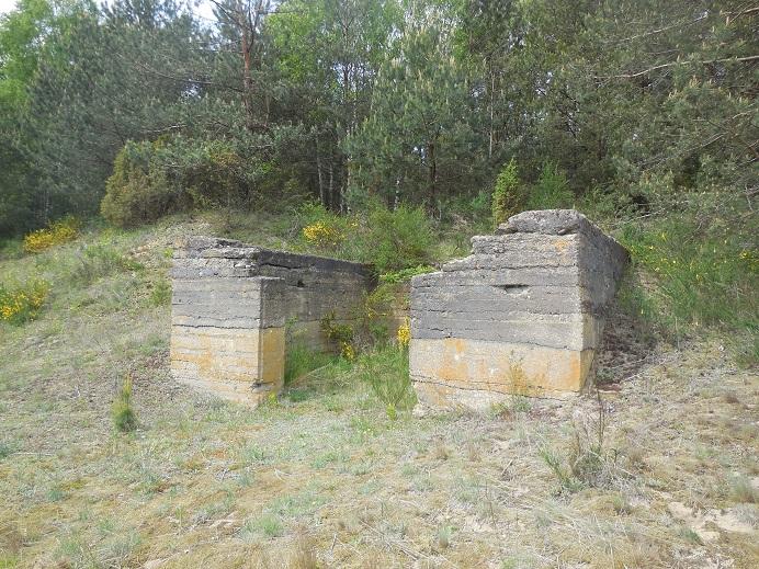 Ruin vid grustaget