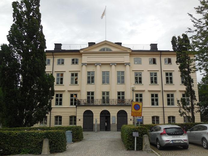Dekanhuset, f.d. statens institut för rasbiologi