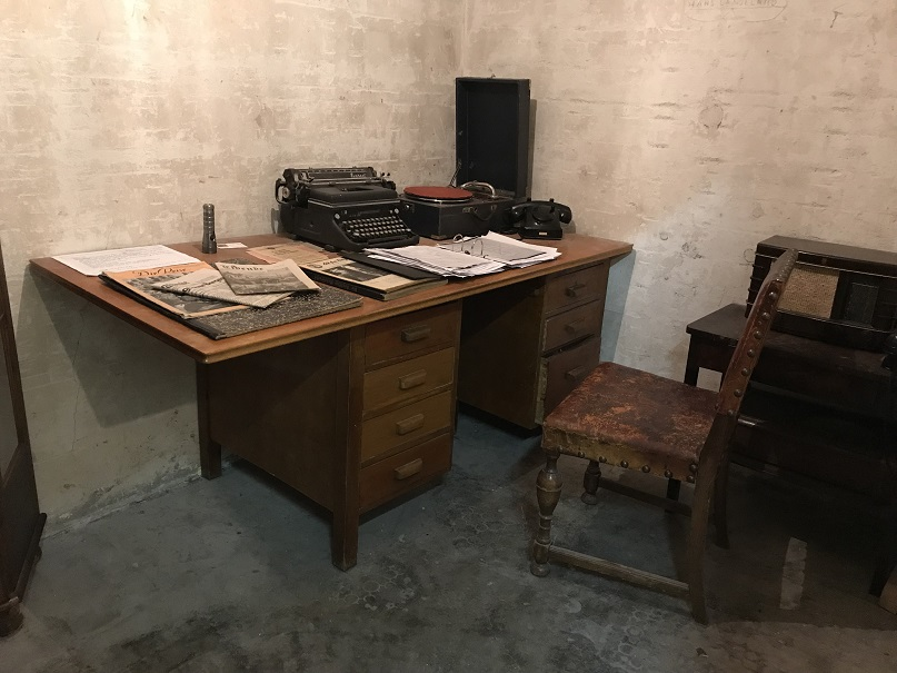 Gestapo kontor