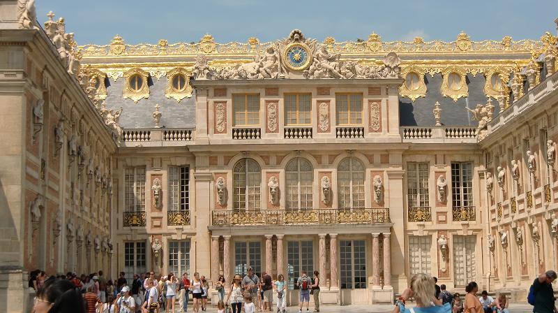Versailles slott (foto M Moltheus)
