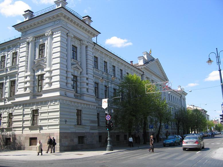 KGB:s högkvarter i Vilnius