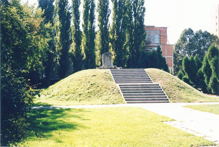 Här låg den judiska stridsledningens kommandocentral