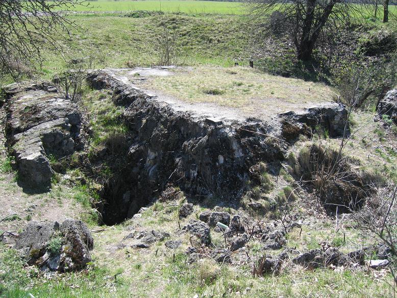 Ruiner efter Hitlers bunker (2007)