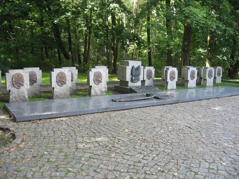 De polska soldaternas grav