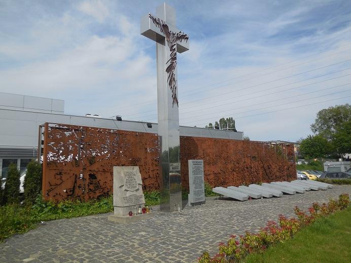 Monument vid Górczhewska