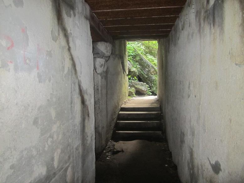 Inuti Hitlers bunker