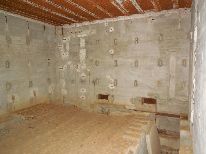 Inuti Führerbunkern