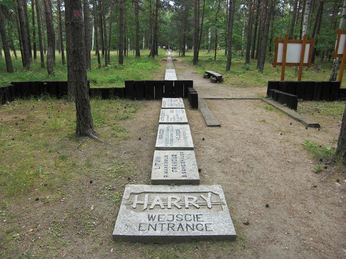 Tunneln Harrys ingång